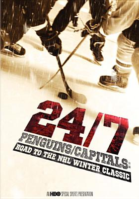 24/7 PENGUINS/CAPITALS:ROAD NHL WINTE (DVD)