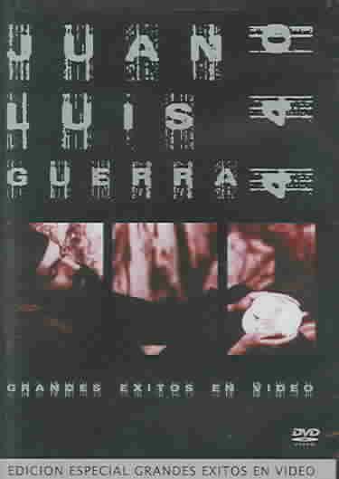 GRANDES EXITOS EN VIDEO BY GUERRA,JUAN LUIS (DVD)